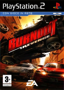 Burnout Revenge - Ps2