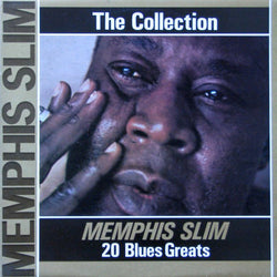 Memphis Slim : The Memphis Slim Collection - 20 Blues Greats (LP, Comp)