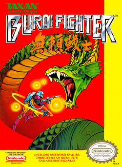 Burai Fighter - NES