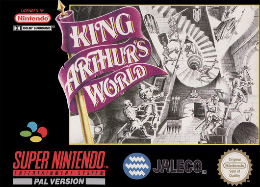 King Arthurs World - SNES