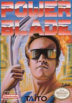 Power Blade - NES