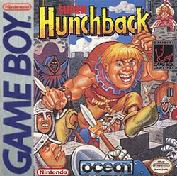 Super Hunchback - Gameboy