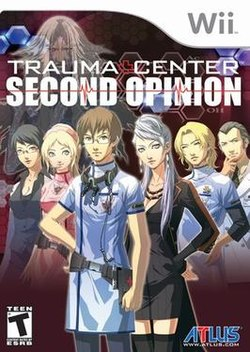 Trauma Centre Second Opinion - Wii