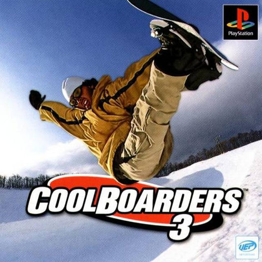 Cool Boarders 3 - PS1