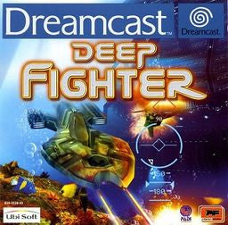 Deep Fighter - Dreamcast