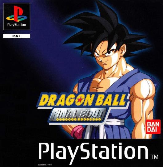 Dragonball Final Bout - PS1