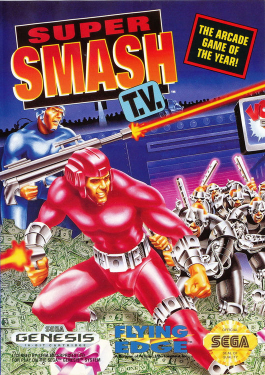 Smash TV - Megadrive