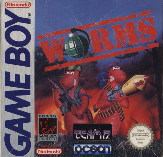 Worms - Gameboy