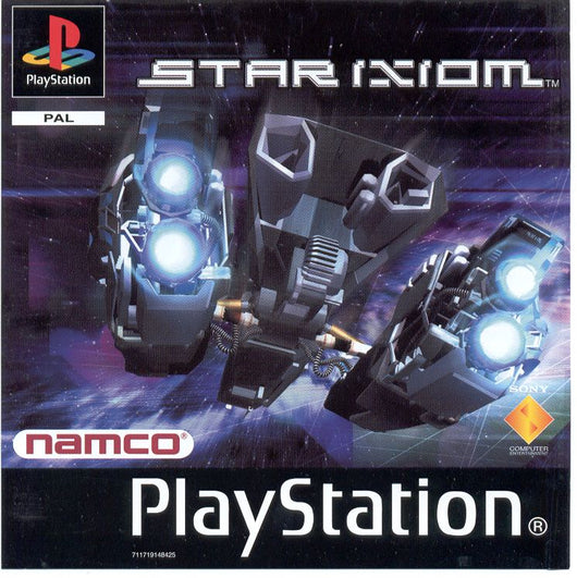 Star Ixiom - PS1
