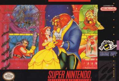Beauty & the Beast - SNES