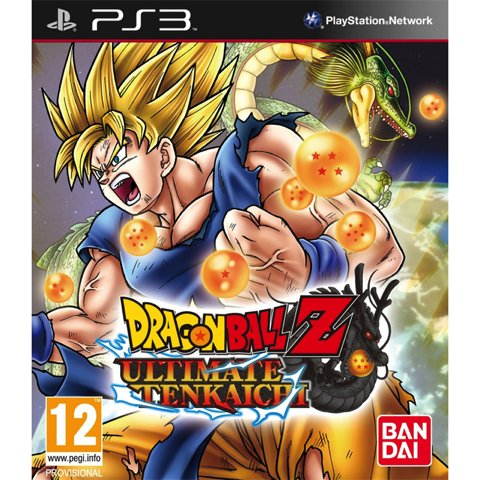 Dragon Ball Z Ultimate Tenkaichi - Ps3