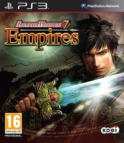 Dynasty Warriors 7 Empires - Ps3