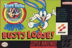 Tiny Toons Busts Loose - SNES