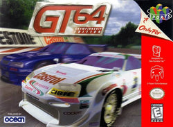 GT64 Championship Edition - N64