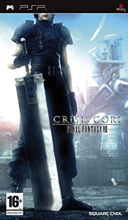 Crisis Core Final Fantasy VII - PSP