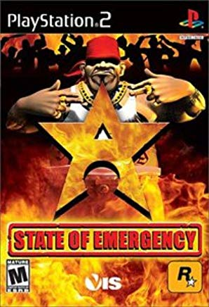 State Of Emergency - Ps2