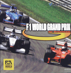 F1 World Gran Prix - Dreamcast