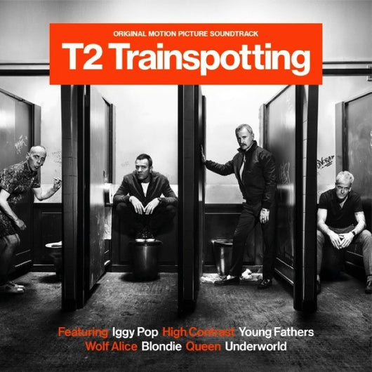 Various Artists - T2 Trainspotting  OST