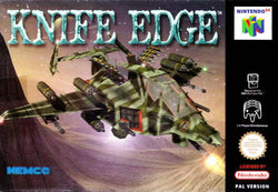 Knife Edge - N64