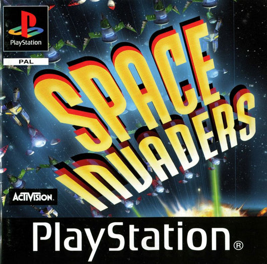 Space Invaders - PS1