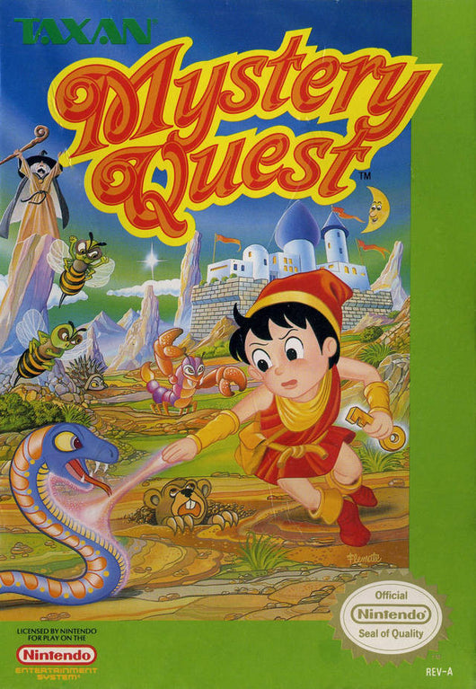 Mystery Quest - NES