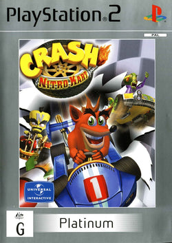 Crash Nitro Kart - PS2