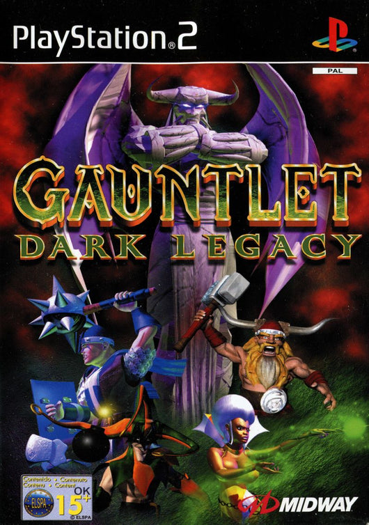 Gauntlet Dark Legacy - PS2