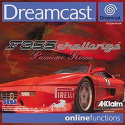FC355 Challenge Passione Rossa - Dreamcast
