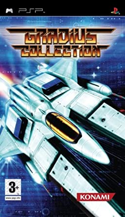 Gradius Collection - PSP
