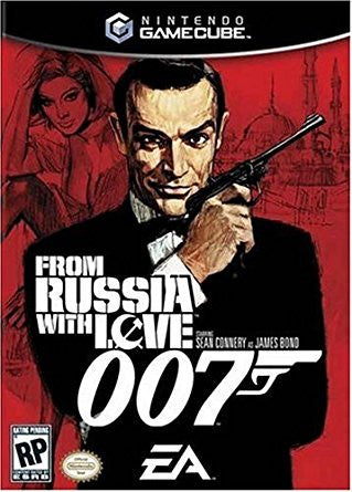 007 From Russia with Love - Gamecube