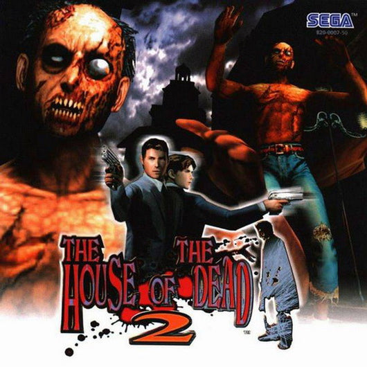 House of the Dead 2 - Dreamcast