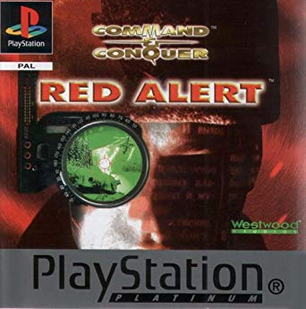 Command and Conquer Red Alert - PS1