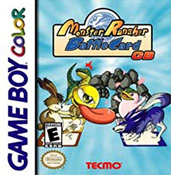 Monster Rancher Battlecard - Gameboy