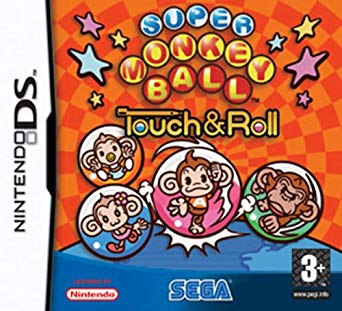 Super Monkey Ball Touch n Roll - DS