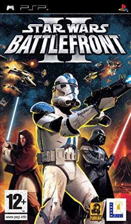 Star Wars Battlefront 2 - PSP