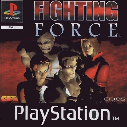 Fighting Force - PS1