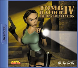 Tomb Raider The Last Revelation - Dreamcast