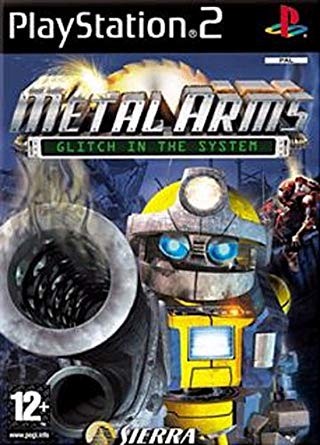 Metal Arms : Glitch In The System - PS2