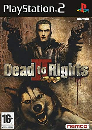 Dead to Rights II - Ps2