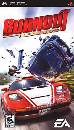 Burnout Legends - PSP