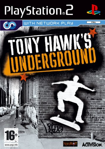 Tony Hawk Underground - Ps2