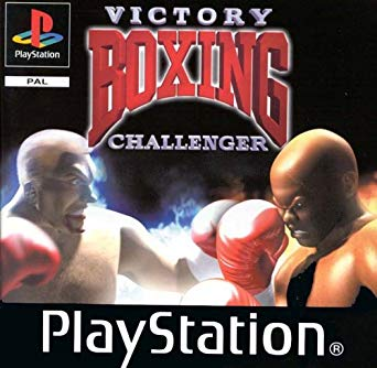 Victory Boxing - PS1