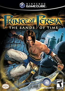 Prince Of Persia Sands Of Time - Gamecube