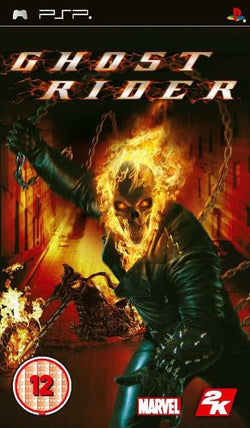 Ghost Rider - PSP