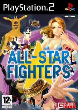 All Star Fighters - PS2