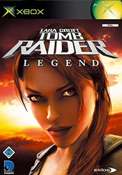 Lara Croft Tomb Raider Legend - Xbox