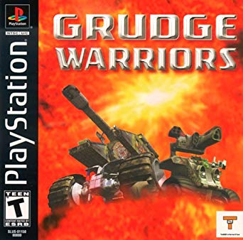 Grudge Warriors - PS1