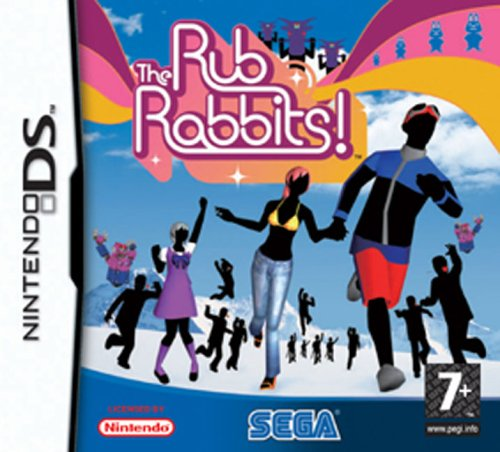 Rub Rabbits - DS
