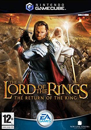 Lord Of The Rings: Return of the King - Gamecube