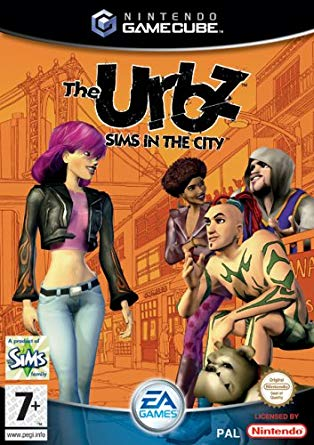 The Urbz : Sims In The City - Gamecube